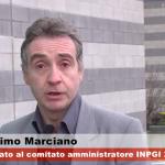 VIDEO Massimo Marciano, candidato Inpgi 2, si presenta